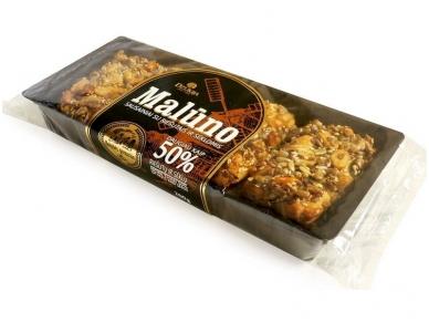Sausainiai Malūno su riešutais ir sėklomis 200 g