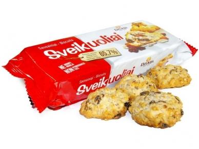 Sausainiai Sveikuoliai 150 g