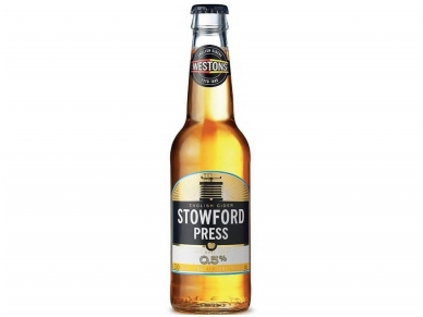 Sidras nealkoholinis Stowford Press 0,33 l