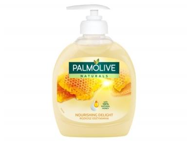 Skystas muilas Palmolive Milk & Honey Pump 300 ml