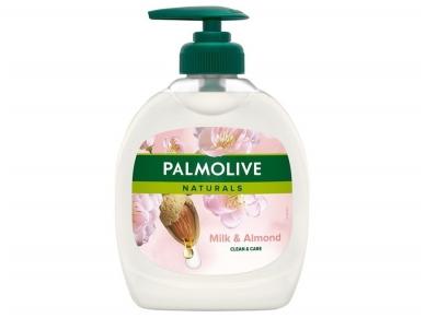 Skystas muilas Palmolive Naturals Almond Pump 300 ml