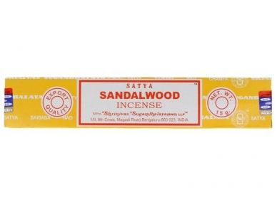 Smilkalai Satya Sandalwood 15 g