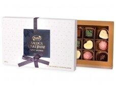 Šokoladinių saldainių rinkinys Rūta 1913 170 g
