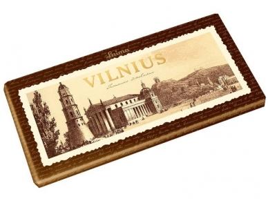 Šokoladas Vilnius 100 g