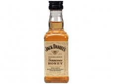 Spiritinis gėrimas Jack Daniel's Honey 0,05 l mini