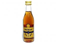 Spiritinis gėrimas Metaxa 5* 0,05 l mini