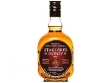 Spiritinis gėrimas Stakliškės Honey 0,7 l