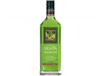 Spiritinis gėrimas Absentas Xenta 0,7 l