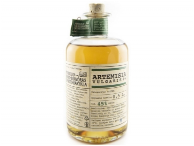 Spiritinis gėrimas Artemisia Vulgaris 6+ Bitter 0,2 l