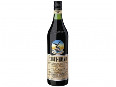 Spiritinis gėrimas Fernet Branca Bitter 1 l