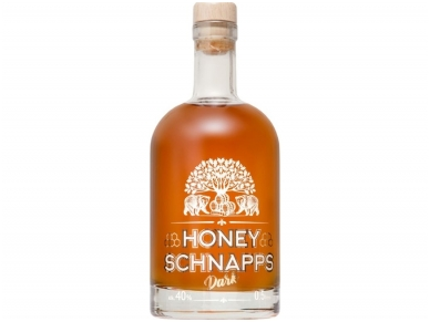 Spiritinis gėrimas Honey Schnapps Dark 0,5 l