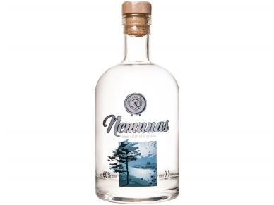 Spiritinis gėrimas Nemunas 0,5 l