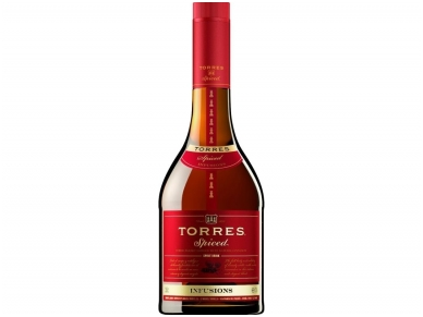 Spiritinis gėrimas Torres spiced 0,7 l