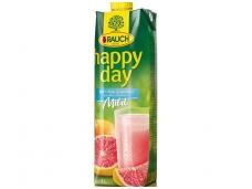 Sultys Happy Day rausvųjų greipfrutų 100 % 1 l