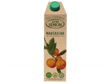Sultys Don Simon Premium Mandarinų 100 % 1 l
