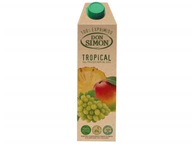 Sultys Don Simon Premium Tropinių vaisių 100 % 1 l