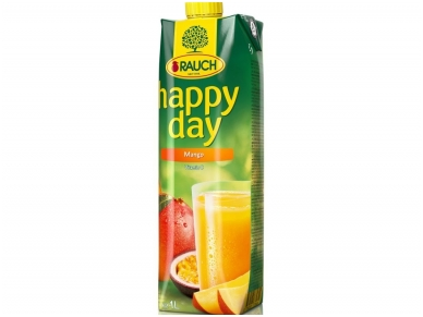 Sultys Happy Day mango nektaras 1 l
