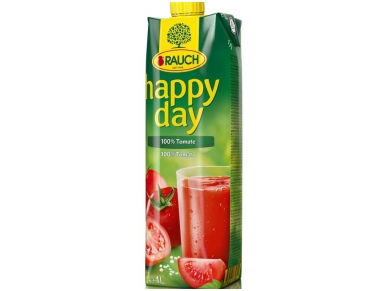 Sultys Happy Day pomidorų 100 % 1 l