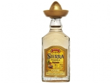 Tekila Sierra Reposado 0,04 l mini