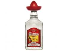 Tekila Sierra Silver 0,04 l mini