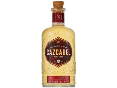 Tekila Cazcabel Reposado 0,7 l