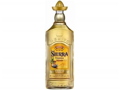 Tekila Sierra Reposado 0,7 l