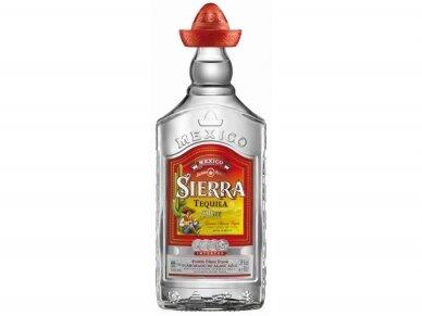Tekila Sierra Silver 0,7 l