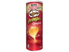 Traškučiai Pringles Original 165 g
