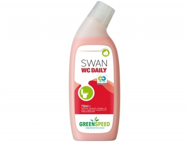 Tualeto valiklis Greenspeed Swan WC Daily 750 ml
