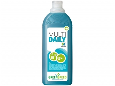 Universalus valiklis Greenspeed Multy Daily 1 l