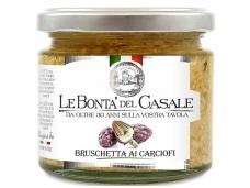 Užtepėlė Le Bonta del Casale Artišokų 212 ml