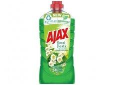 Valiklis universalus Ajax Floral Fiesta Green 1 l