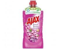 Valiklis universalus Ajax Floral Fiesta Lilac 1 l