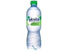 Vanduo Akvilė pet lengvai gaz. 0,5 l