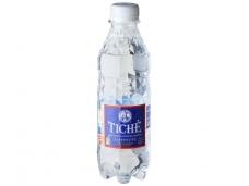 Vanduo Tichė pet gaz. 0,33 l