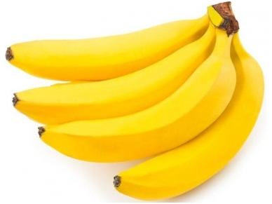 Vaisiai Bananai 1 kg