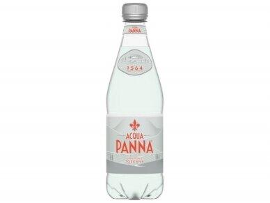 Vanduo Acqua Panna pet negaz. 0,5 l
