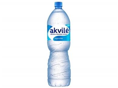 Vanduo Akvilė pet negaz. 1,5 l