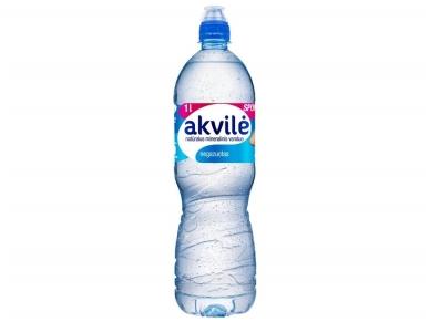 Vanduo Akvilė Sport pet negaz. 1 l