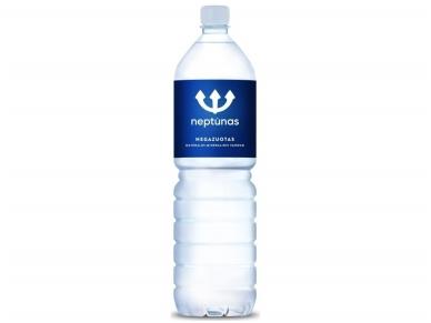 Vanduo Neptūnas pet negaz. 1,5 l