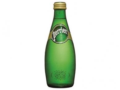 Vanduo Perrier stikle gaz. 0,33 l