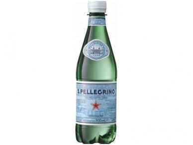 Vanduo S. Pellegrino pet gaz. 0,5 l