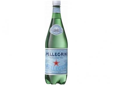 Vanduo S. Pellegrino pet gaz. 1 l