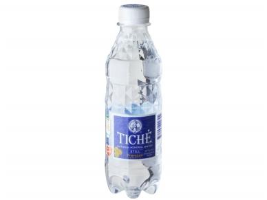 Vanduo Tichė pet negaz. 0,33 l