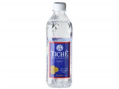 Vanduo Tichė pet negaz. 0,5 l