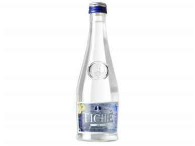 Vanduo Tichė stikle negaz. 0,33 l