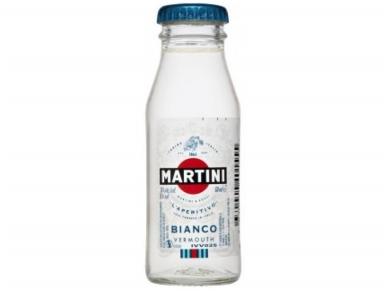 Vermutas Martini Bianco 0,06 l mini