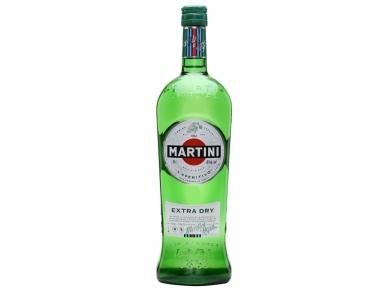 Vermutas Martini Extra Dry 1 l