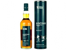 Viskis Ancnoc 24 YO Single Malt su dėž. 0,7 l