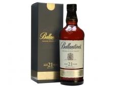 Viskis Ballantine's 21 YO su dėž. 0,7 l